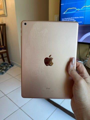 Vendo iPad de última geração Apple gold baixei pra vender logo