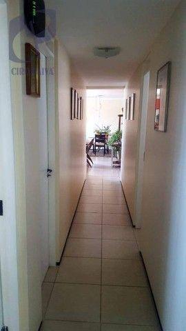 Apartamento com 3 dormitórios à venda, 143 m² por R$ 695.000,00 - Aldeota - Fortaleza/CE - Foto 5