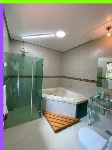 Duplex jardim Santorini Piscina Sauna Quatro Suites Ponta Negra - Foto 6