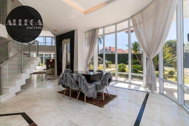 Casa com 5 quartos, 4 suítes, 2 piscinas privativas, à venda, 750 m² por R$ 4.400.000 - Ca - Foto 15