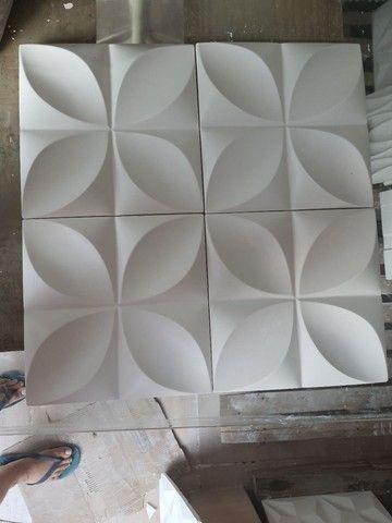 Promoção gesso placa 3D 1,90 unidade - Foto 5