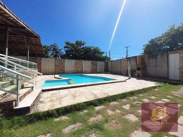 Casa com 3 dormitórios à venda, 279 m² por R$ 690.000,00 - Porto das Dunas - Aquiraz/CE - Foto 16