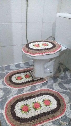 Jogo de banheiro  - Foto 6