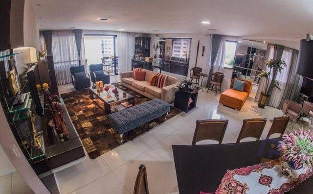 Apartamento com 5 suítes e 4 vagas no Ed. Granada e Toledo no Guararapes - Foto 2