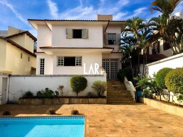 Casa à venda, 4 quartos, 3 suítes, 6 vagas, Santa Lúcia - Belo Horizonte/MG