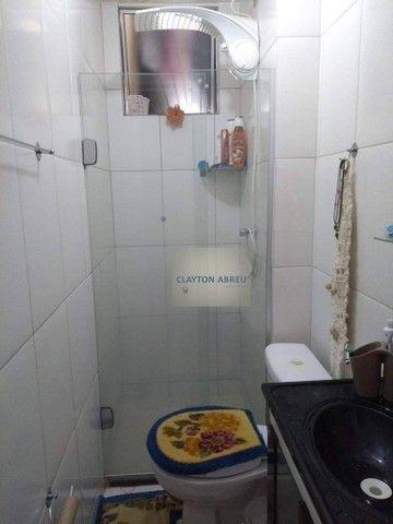 Apartamento com 2 dormitórios à venda, 59 m² por R$ 131.000,00 - Jockey - Vila Velha/ES - Foto 8