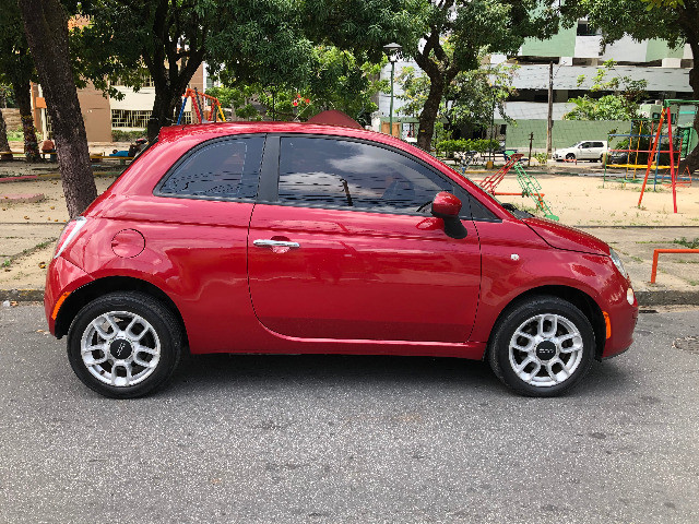 Fiat 500 Cult 1.4 2012  - Foto 6