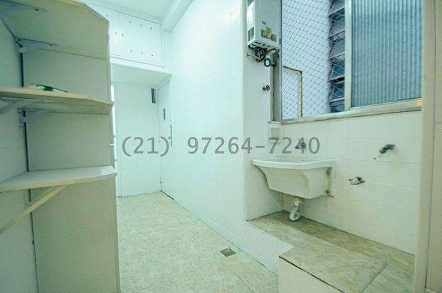 Apartamento para comprar com 106 m², 3 quartos (1 suíte) e 1 vaga em Ipanema - Rio de Jane - Foto 17