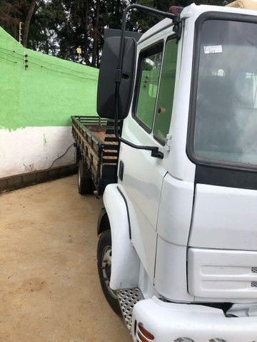 Caminhão 3/4 712 C 2002 carroceria toco 4x2 - Foto 3