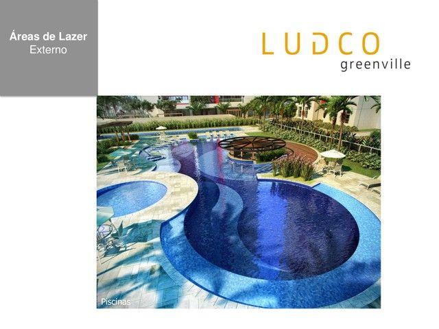 Apartamento a venda com 4 suítes com 180m² em Ludco Greenville - Foto 8