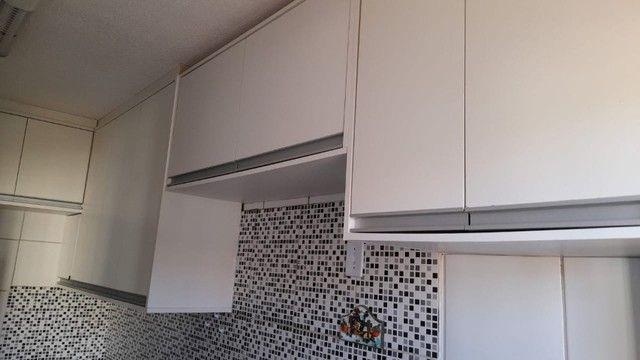 Transferência Porteira Fechada Apartamento Todo Planejado Próximo AV. Duque de Caxias - Foto 10