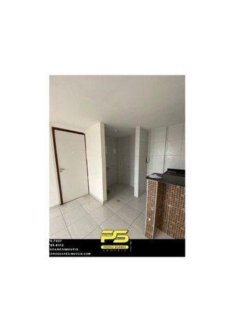Apartamento com 2 dormitórios à venda, 56 m² por R$ 130.000,00 - Ernesto Geisel - João Pes - Foto 2