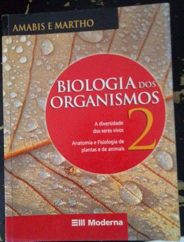 Livros de química, física e biologia - Foto 4