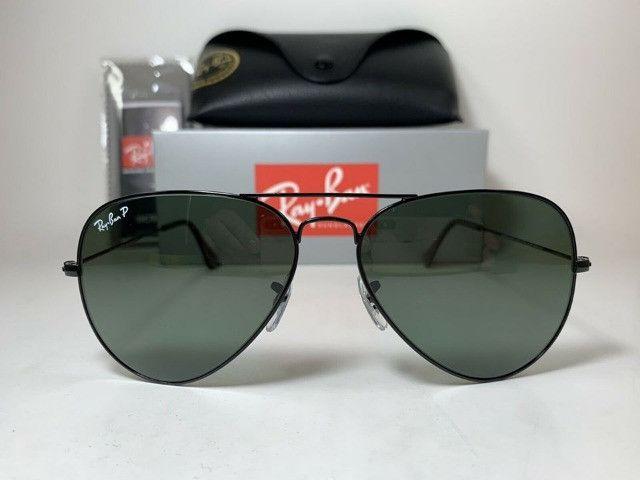 Óculos de Sol Aviador Proteção UV400 Promoção - Foto 2