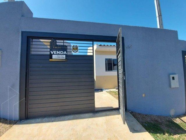 Casa para Venda em Ponta Grossa, Neves, 2 dormitórios, 1 banheiro, 2 vagas - Foto 3