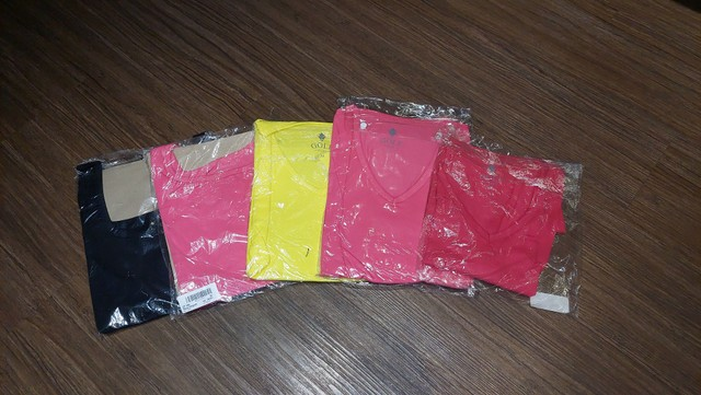 Camisetas Golf Play - Lot 27 peças - Foto 5