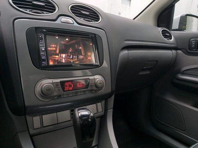 Ford Focus Sedan  Titanium 2.0 16V (Aut) FLEX AUTOMÁTICO - Foto 8