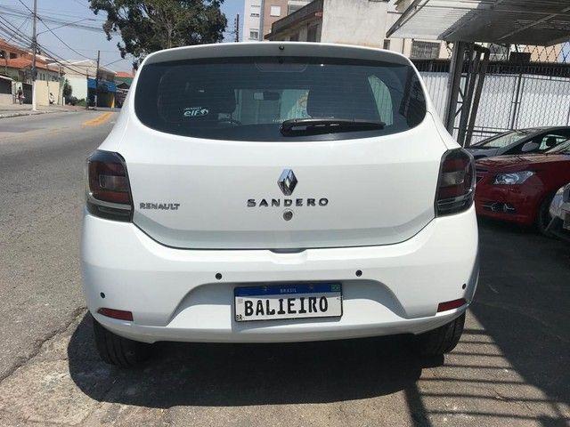 Renault Sandero  Vibe 1.0 12V SCe (Flex) FLEX MANUAL - Foto 2