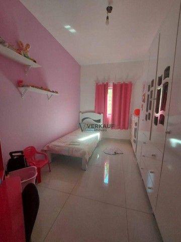Casa com 4 dormitórios à venda, 238 m² por R$ 440.000,00 - Residencial Center Ville - Goiâ - Foto 16