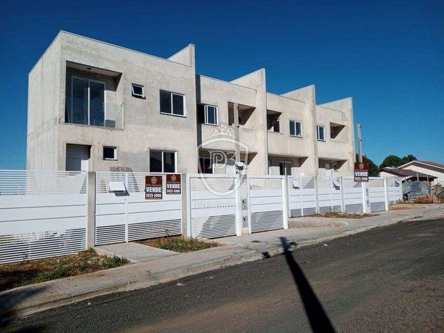 Casa à venda com 3 dormitórios em Contorno, Ponta grossa cod:248.01 RA - Foto 2