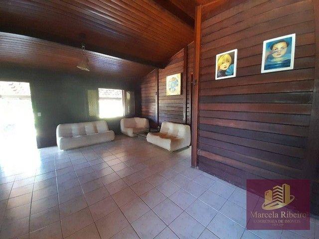 Casa com 3 dormitórios à venda, 279 m² por R$ 690.000,00 - Porto das Dunas - Aquiraz/CE - Foto 5
