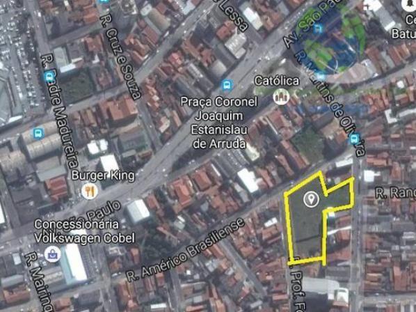 Terreno para Venda Vila Haro Sorocaba