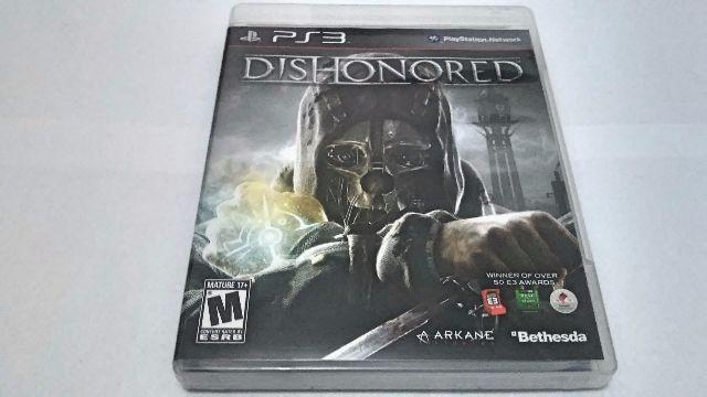 Jogo Dishonored ps3