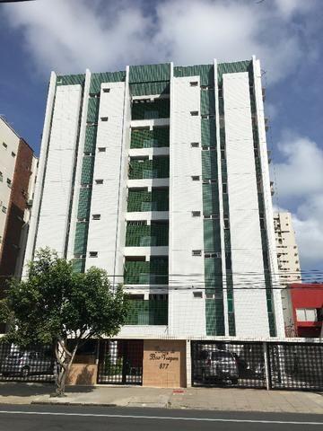 Apartamento Boa Viagem 82m2, 5 andar, vista para o mar, 2 quartos mais dependência