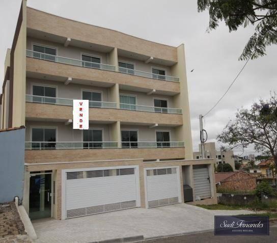 Apartamento à venda, Cidade Jardim, São José dos Pinhais - AP0055.