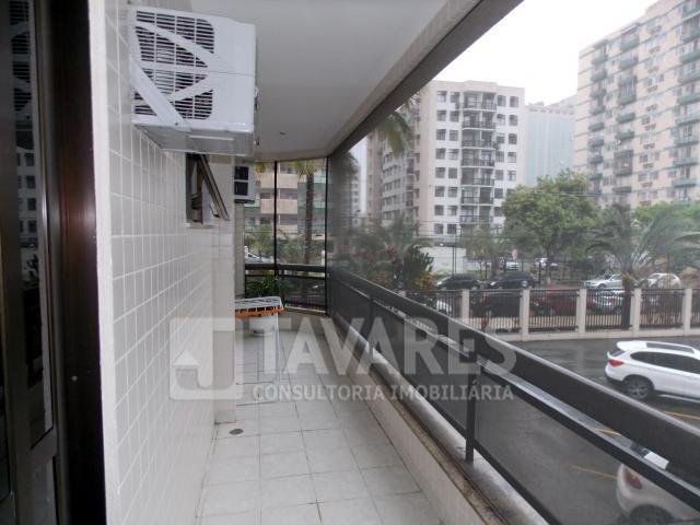 Apartamento à venda com 3 dormitórios em Barra da tijuca, Rio de janeiro cod:40946 - Foto 16