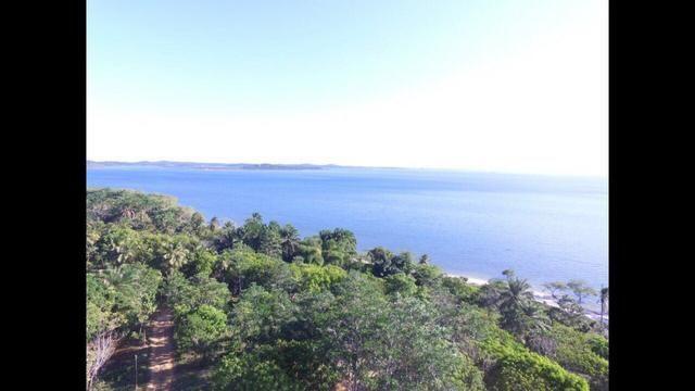 Área 100.000m2 Beira Mar na Bahia! Aceito imóveis em SP - Foto 10