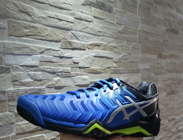 cacaefd75c5 Tênis Asics Gel Resolution 7- Tamanho 43 - Esportes e ginástica - Cj ...