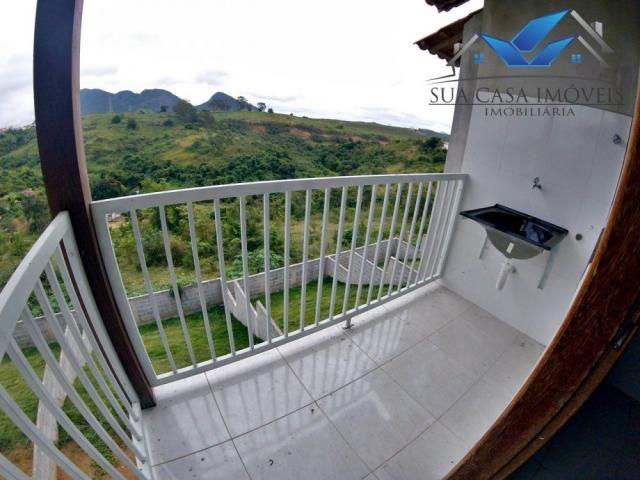 Casa à venda com 2 dormitórios em Residencial centro da serra, Serra cod:CA85V - Foto 5