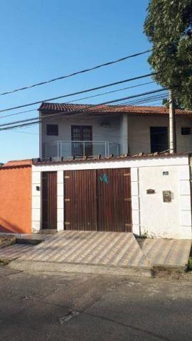 Casa com 2 dormitórios para alugar, 110 m² por R$ 2.000/mês - Campo Grande - Rio de Janeir