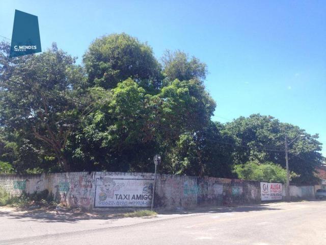 Terreno comercial para locação, Messejana, Guajiru, Fortaleza. - Foto 2