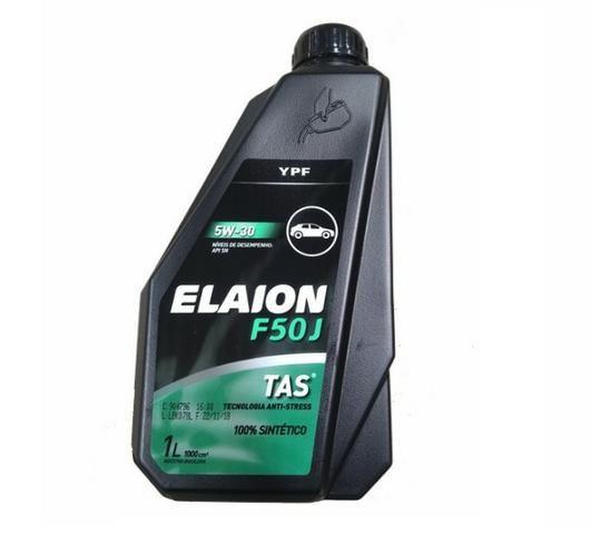 Óleo do Motor Elaion F50J 5w30 Sintetico