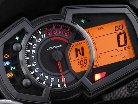 Nova Kawasaki Versys-X 300 2020 - Foto 3
