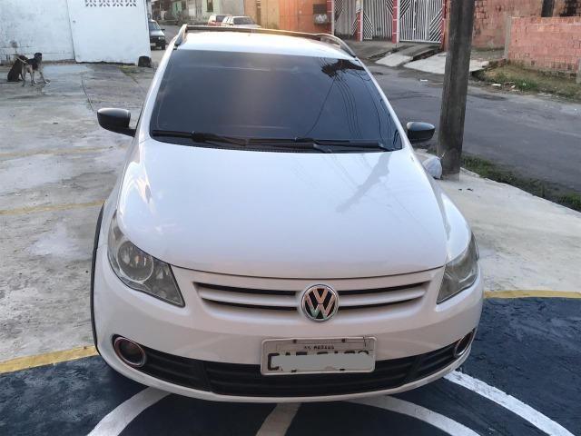 Saveiro Cab Estendida 1.6 - 2012 - Foto 2