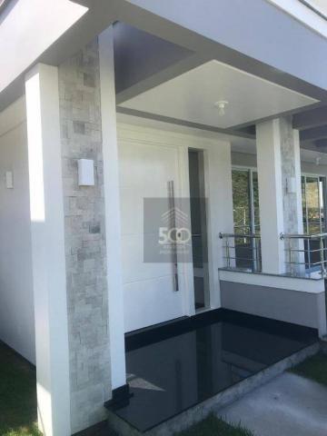 Ca0054 - casa com 4 dormitórios à venda, 380 m² por r$ 1.490.000 - cidade universitária pe - Foto 4