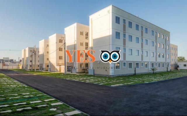 Apartamento residencial para Locação, Sim, Feira de Santana, 2 dormitórios, 1 sala, 1 banh - Foto 4