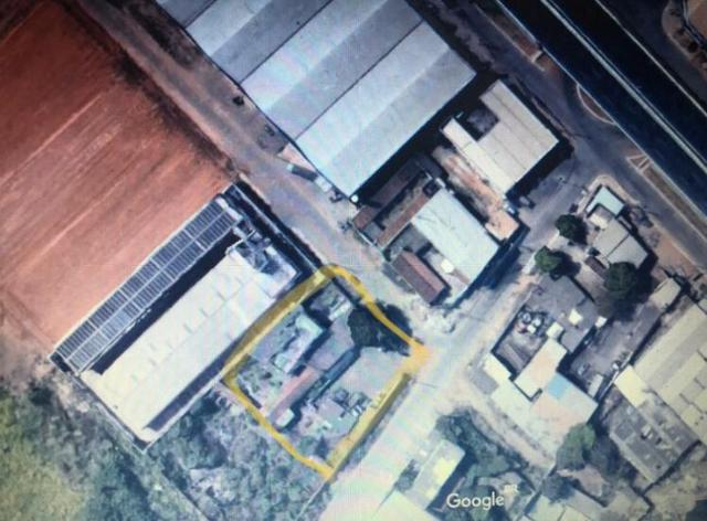 Lote De Esquina No Parque Oeste Industrial - 1.996 Metros - Ótimo Para Galpão