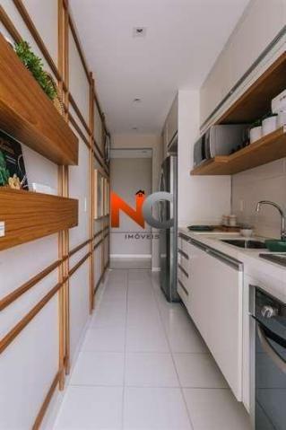 Apartamento com 3 dorms, nobre norte clube residencial - r$ 474 mil. - Foto 12