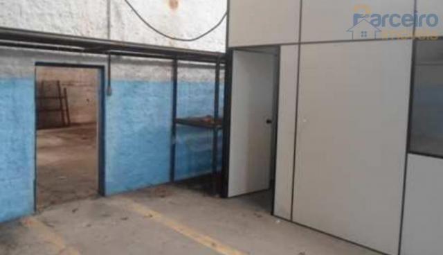 Galpão para alugar, 1439 m² por r$ 7.800,00/mês - jardim egle - são paulo/sp - Foto 11