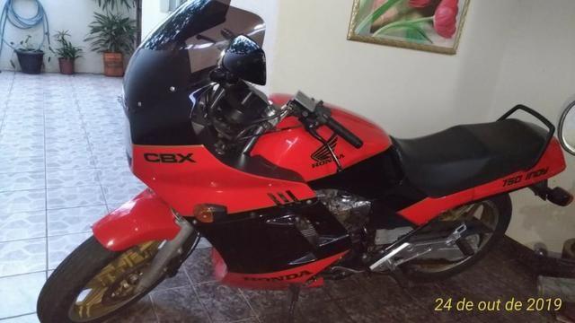 Cbx 750 - Foto 4