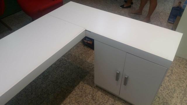 Mesa escritório/consultório - Foto 4