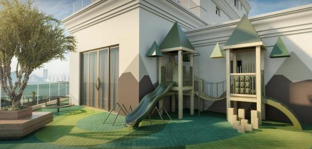 Apartamento Alto Padrão com Vista para o Mar - 04 Suítes - Sacada com Churrasqueira - Foto 12