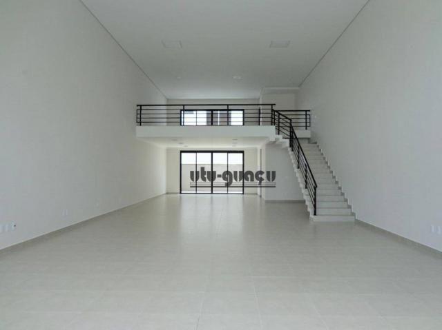 Salão para alugar, 220 m² por r$ 4.200/mês - itu novo centro - itu/sp - Foto 5