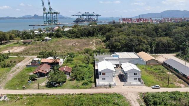 Terreno à venda, 428 m² por r$ 65.000,00 - inajá mathias - itapoá/sc - Foto 4
