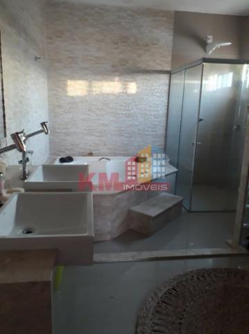 Aluga-se casa alto padrão com piscina no Ninho residencial - KM IMÓVEIS - Foto 4