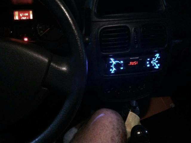 Clio Hatch 2014 4 portas 1.0 flex economico uber e 99 - Foto 18